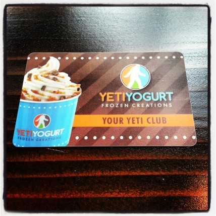 Oh Yeti Club, ♫ you got a friend in me . . . ♫