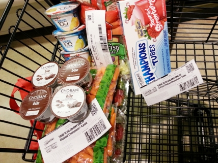 Thank God for coupons–they are becoming my bosom buddies!